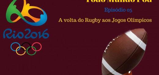 Imagem que ilustra a volta do Rúgbi aos jogos olímpicos Rio 2016 - Image that ilustrates the return of Rugby to the Olympic Games Rio 2016