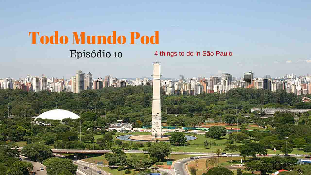 Things to do in Sao Paolo