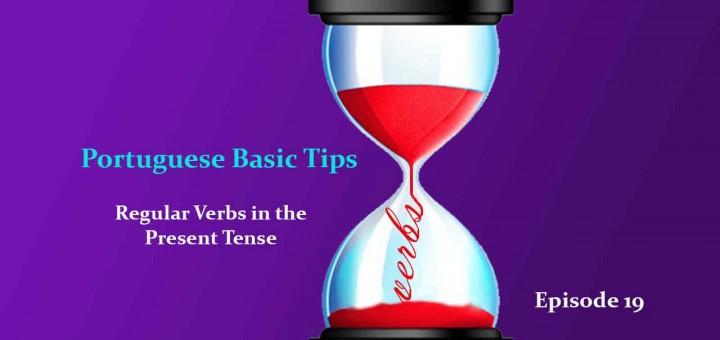 Portuguese verb conjugation