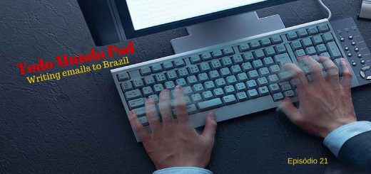 Writing business emails to Brazil