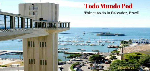 Things to do in Salvador, Brazil. Image of the Elevador Lacerda. Sightseen in Brazil