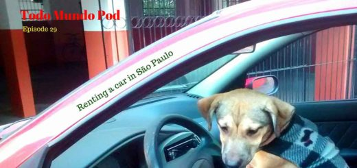 Renting a car in Sao Paulo