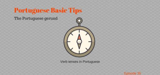 Brazilian Portuguese gerund