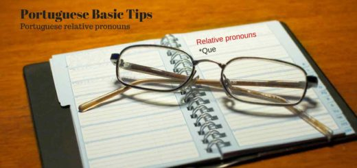 Learn how to use the Portuguese relative pronouns - Que pronoun