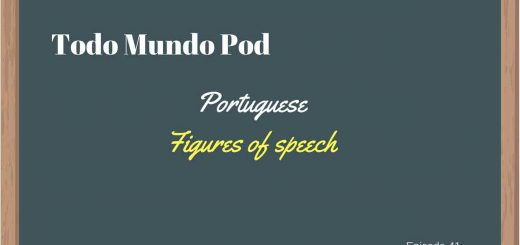 Episode about Portuguese figures of speech