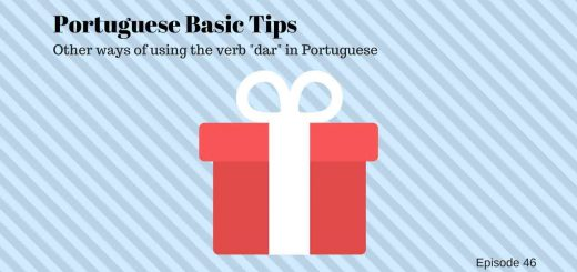 Learn informal ways of using the verb dar (to give) in Brazilian Portuguese