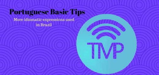 This podcas will be about five more idiomatic expressions used in Brazil