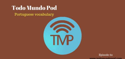 Learn about Portuguese vocabulary