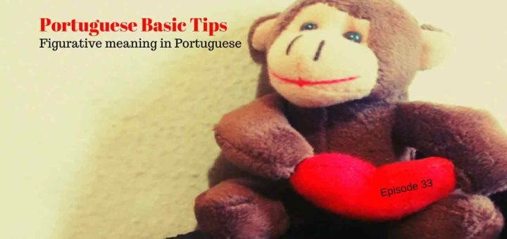 Figurative meaning in Portuguese