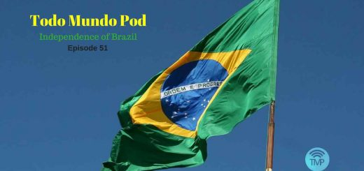 Independence of Brazil. Learn Portuguese with podcasts