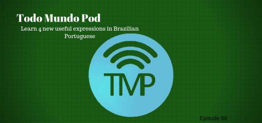 Try and Learn 4 useful expressions in Brazilian Portuguese